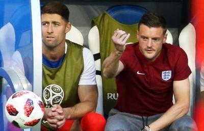 خداحافظی جیمی واردی و گری کیهیل از تیم ملی انگلیس