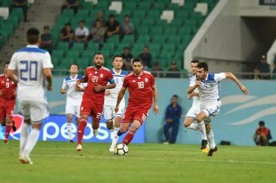 ازبکستان 0-1 ایران: همون همیشگی!