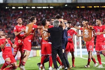پرسپولیس 3-1 الدحیل؛ صعود تاریخی قرمزها به نیمه نهایی لیگ قهرمانان