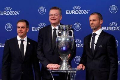 رسمی: آلمان میزبان یورو 2024 شد