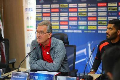 برانکو ایوانکوویچ: هدف ما، قهرمانی در آسیا و جهان است