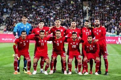 صعود یک پله ای ایران در رنکینگ فیفا بدون انجام بازی