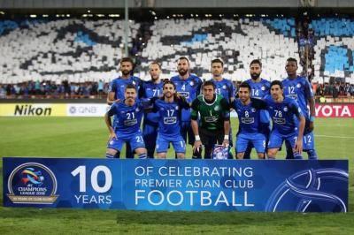 برنامه بازی های استقلال در لیگ قهرمانان آسیا 2019