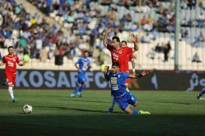 لغو دیدار استقلال-پدیده به خاطر فینال لیگ قهرمانان آسیا