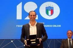نیمکت طلایی فوتبال ایتالیا برای مکس آلگری