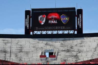 دیدار برگشت فینال جام لیبرتادورس در خارج از آرژانتین