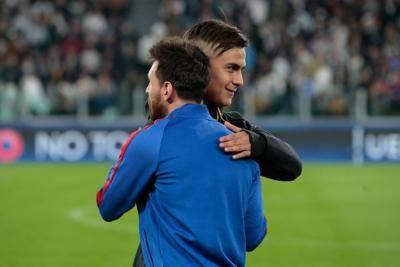 دیبالا: منتظرم لیونل مسی به تیم ملی آرژانتین برگردد