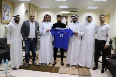 رسمی: رامین رضاییان به الشحانیه قطر پیوست