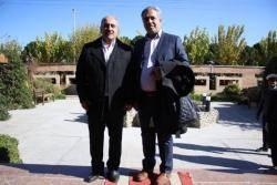 ایرج عرب، جانشین گرشاسبی در پرسپولیس می شود
