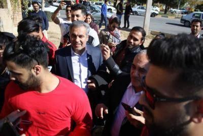 رسمی: ایرج عرب جانشین حمیدرضا گرشاسبی در پرسپولیس شد