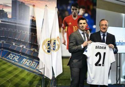 رسمی: براهیم دیاز از منچسترسیتی به رئال مادرید پیوست