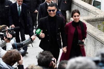 دو سال زندان و 19 میلیون یورو جریمه برای کریس رونالدو
