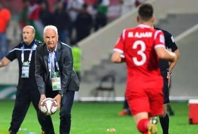 بعد از دومین شکست در جام ملتها؛ سرمربی سوریه برکنار شد