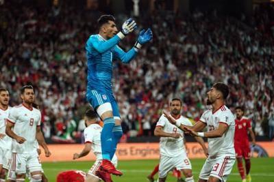 ایران 2-0 عمان: پرواز به یک چهارم نهایی با بال های بیرو