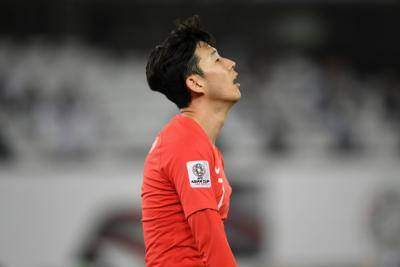 عذرخواهی سون از کره ای ها به دلیل حذف از جام ملت ها
