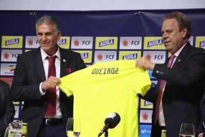 رسمی: کارلوس کی روش سرمربی تیم ملی کلمبیا شد