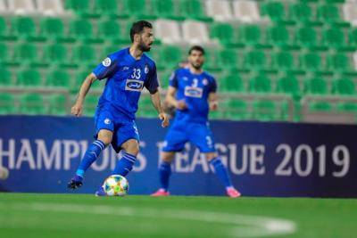 پژمان منتظری، تنها نماینده ایرانی ها در تیم هفته لیگ قهرمانان
