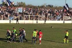مرگ ناگهانی داور بولیویایی در جریان بازی