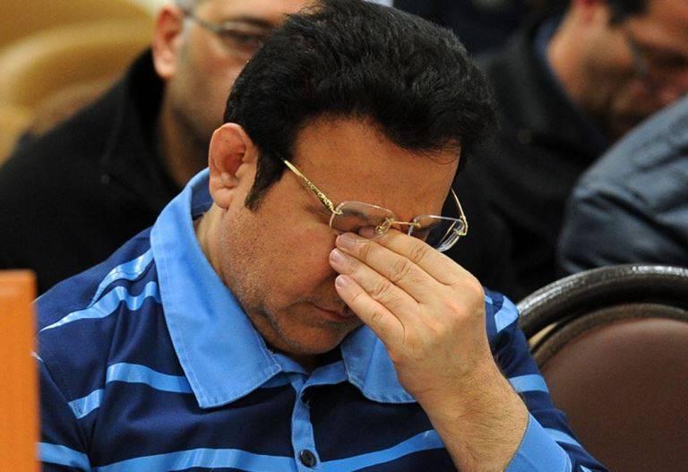 حسین هدایتی به 20 سال حبس محکوم شد