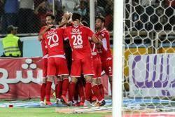 پارس جنوبی 0-1 پرسپولیس: هت تریک قهرمانی قرمزها تکمیل شد