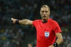 داور فینال جامجهانی؛ داور بازی تیم کیروش با شیلی