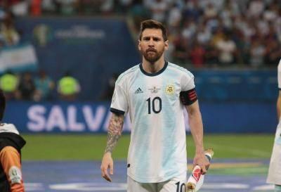 تیم منتخب کوپا آمهریکا؛ لیونل مسی غایب است