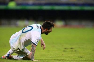لیونل مسی دوسال از رقابت های آمریکای جنوبی محروم می شود؟
