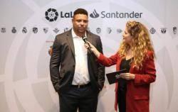 رونالدو: لالیگا میتواند به کمک هواداران آسیایی به یک برند جهانی تبدیل شود