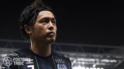 フィールドプレーヤー初の偉業へ。遠藤保仁、今節湘南ベルマーレ戦出場で…