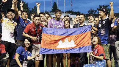 カンボジア人初のJリーガー、22日に待望のリーグ戦デビューか