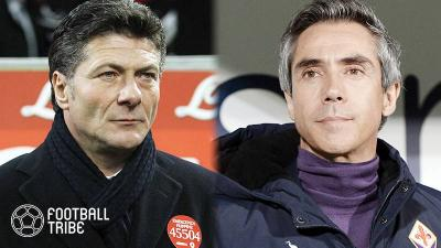 ミラン、モンテッラ監督の後任候補が新たに浮上。実力派監督2人に白羽の矢
