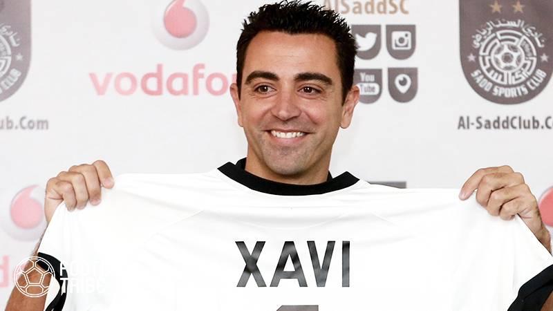 シャビ監督、バルサ今夏復帰の可能性消滅。カタール1部クラブと契約延長