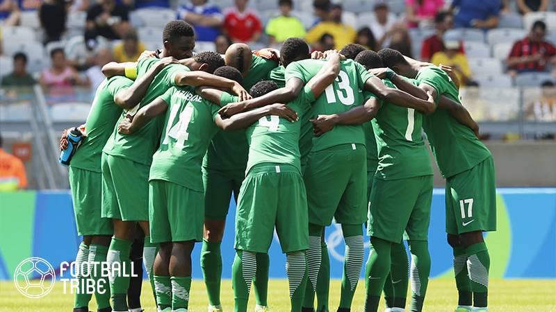 ナイジェリア、イウォビのゴールでW杯出場決定。アフリカ勢で一番乗り