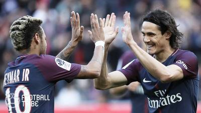 PSGのカバーニが1月にクラブを去ると予想。移籍先の有力候補はイングランド