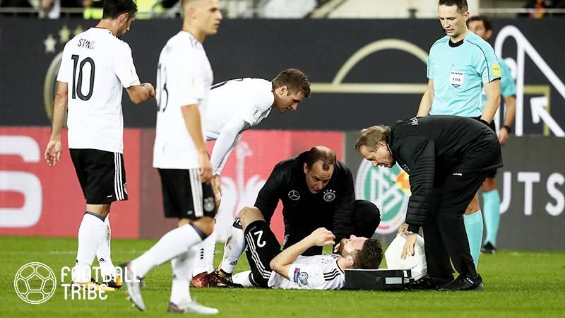 アーセナルに痛手。主力DFムスタフィが負傷により最大で7試合の欠場に
