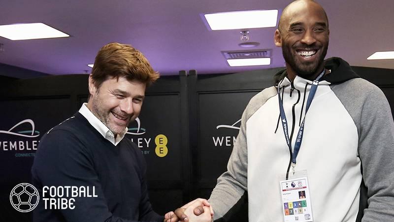 NBAレジェンドのコービー・ブライアント氏がケインを絶賛「Cロナやメッシのようになれる