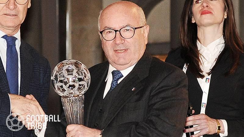 イタリア、サッカー界改革は遠し。タベッキオ氏が次期レガ・セリエA会長最有力候補に