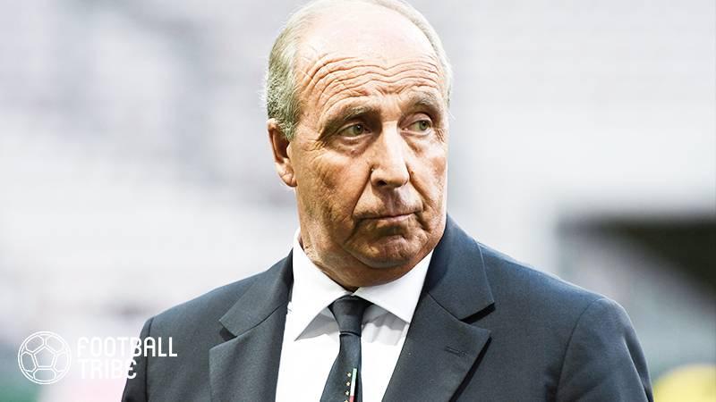 60年ぶりW杯出場逃した元伊代表監督ベントゥーラ、今季昇格組指揮官就任か