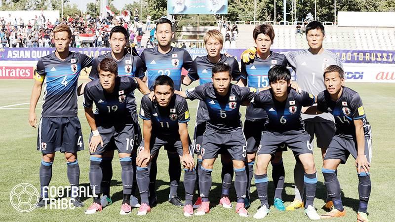 """英紙選定W杯出場32ヶ国の""""強さ""""ランキング。日本はアジアで2番目の27位にランクイン"""
