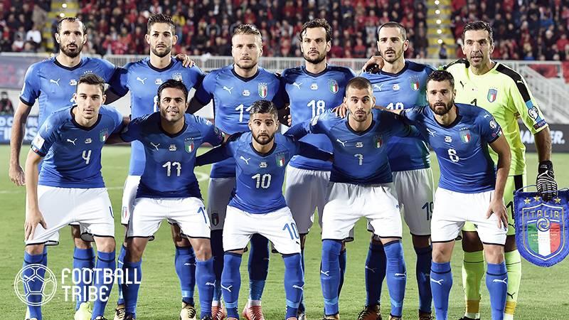 ブッフォン、デ・ロッシ、バルザーリの3人が代表引退。1つの時代が終わりを迎える