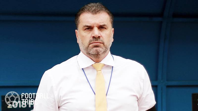 横浜F・マリノス、ポステコグルー新監督の就任を発表。豪州代表監督としてW杯出場に導く