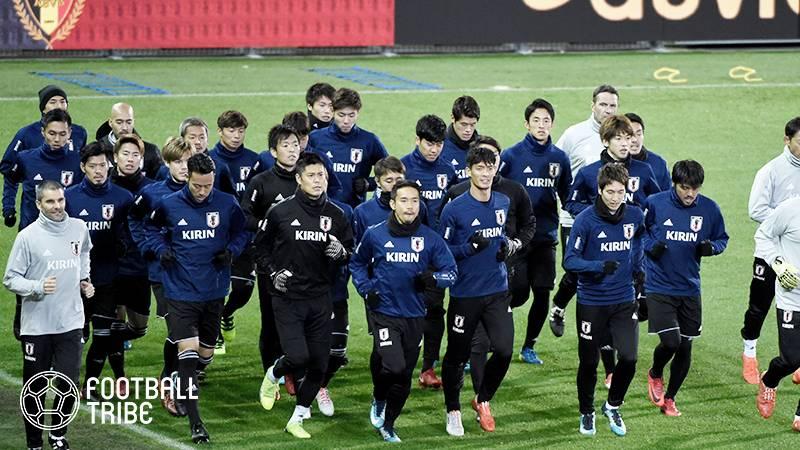 日本代表、翌夏ブラジル開催のコパ・アメリカに2011年以来の招待