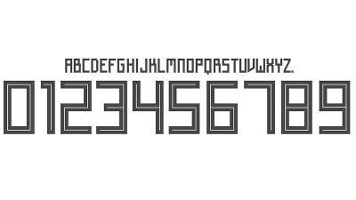 W杯で着用されるアディダスのユニフォームに使用されるフォントの由来は?開催国ロシアと密接な関係