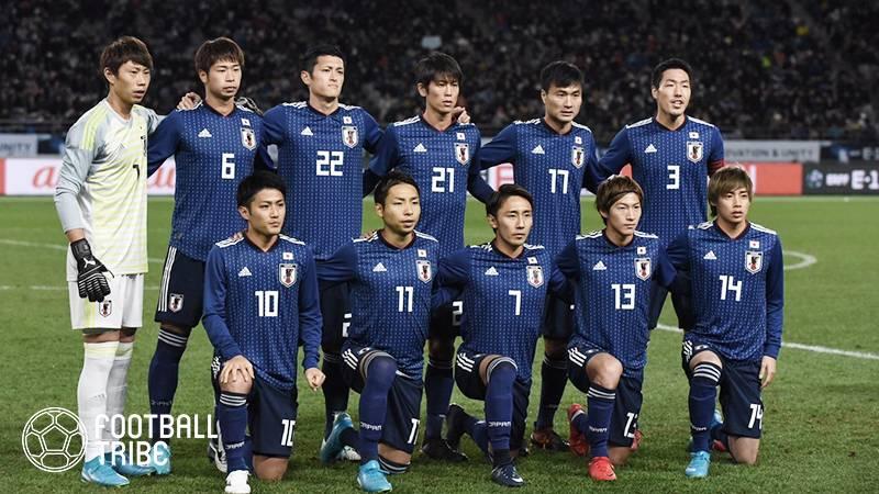 日本代表、欧州遠征の対戦相手が決定。3月にウクライナ&マリと対戦へ