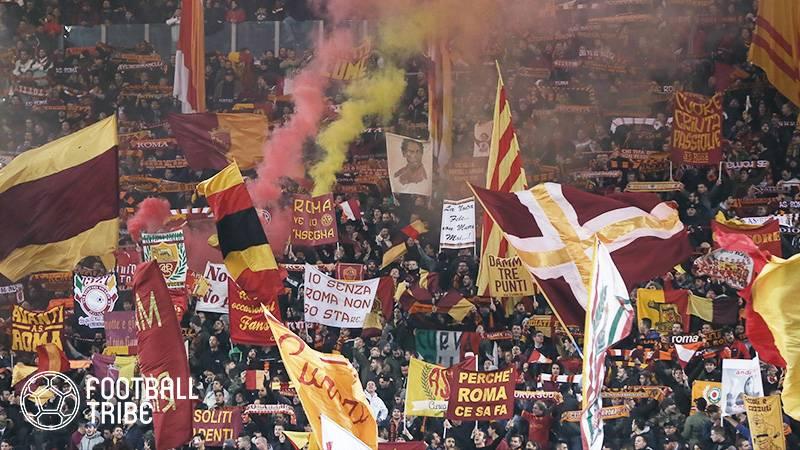 今季2度目の不戦敗が確実なローマ、幹部2名を解任!コッパ・イタリアの選手交代枠で…