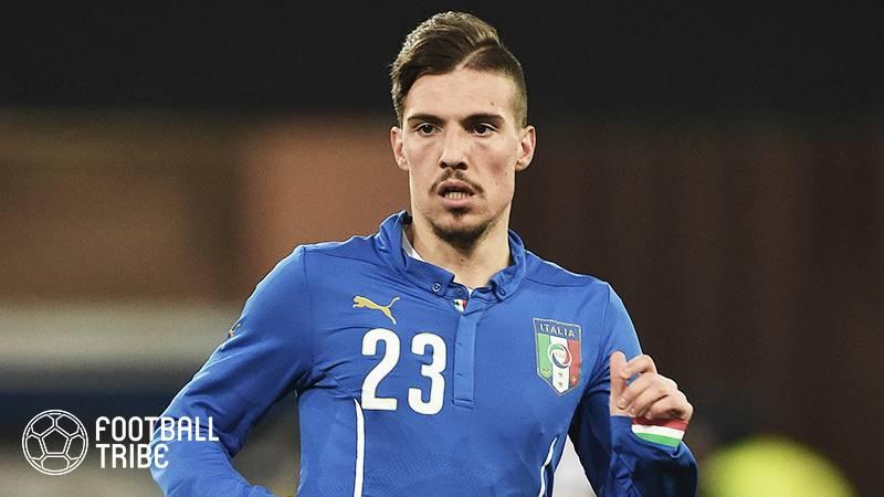 ナポリ、イタリア代表FWを移籍金32億円で獲得合意か。攻撃陣の選手層を強化