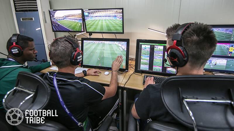UEFA副会長、2019年から主催大会でのVAR使用を示唆