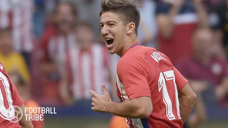バレンシア、アトレティコからFWビエット獲得決定。本人希望で移籍先変更か