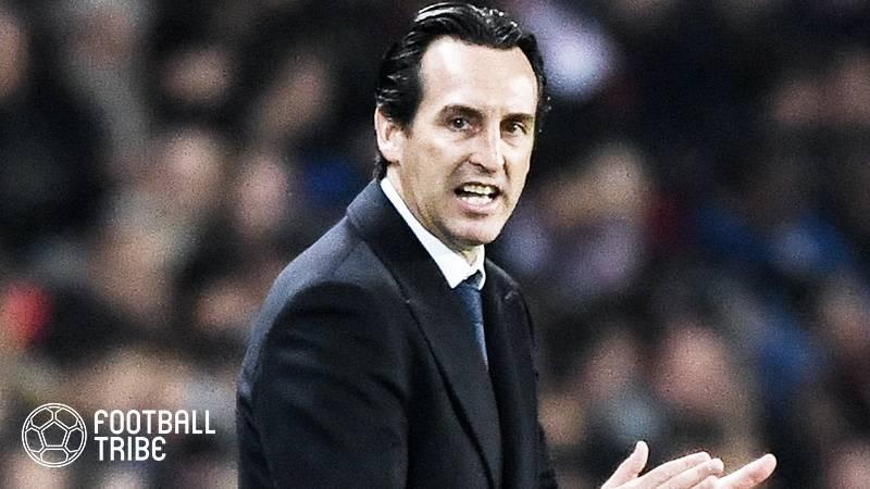 エメリ監督、ファンに対してメッセージ。パルク・デ・プランスでの試合に大きな自信