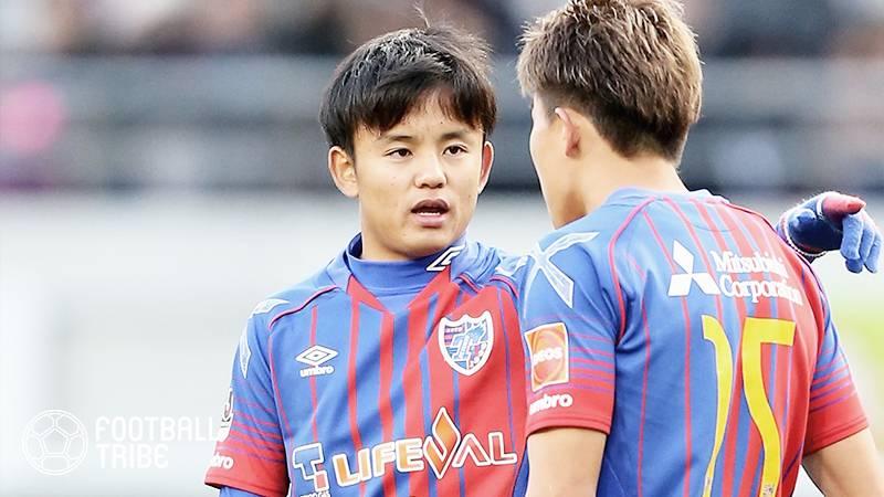 ルヴァンカップGS第2節、結果まとめ。F東京が16歳久保のゴールで勝利